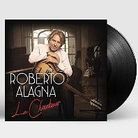 LE CHANTEUR [로베르토 알라냐: 프랑스 노래 모음집] [180G LP]