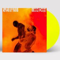 MORAL PANIC [TRANSPARENT NEON YELLOW LP]