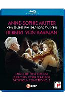 THE FOUR SEASONS, VIOLIN CONCERTOS/ ANNE-SOPHIE MUTTER, HERBERT VON KARAJAN [비발디: 사계, 베토벤 & 바흐: 바이올린 협주곡 - 무터, 카라얀]