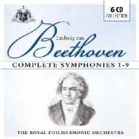 COMPLETE SYMPHONIES 1-9/ ROYAL PHILHARMONIC ORCHESTRA [베토벤: 교향곡 전곡집]