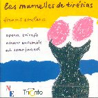 LES MAMELLES DE TIRESIAS/ ED SPANJAARD