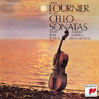PLAYS CELLO SONATAS: DEBUSSY, MARTINU, SHOSTAKOVICH/ JEAN FONDA [피에르 푸르니에가 연주하는 첼로 소나타집]