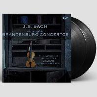 THE COMPLETE BRANDENBURG CONCERTOS/ OTTO KLEMPERER [바흐: 브란덴부르크 협주곡 전곡 - 클렘페러] [180G LP]
