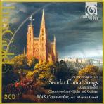 CHORAL WORKS/ RIAS KAMMERCHOR, MARCUS CREED [HM GOLD]