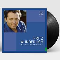FRITZ WUNDERLICH [LP] [프리츠 분덜리히: 뮌헨 방송교향악단과의 기억들]