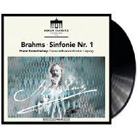 SYMPHONY NO.1/ FRANZ KONWITSCHNY [LP] [브람스: 교향곡 1번 - 프란츠 콘비츠니]