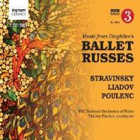 BALLET RUSSES/ THIERRY FISCHER