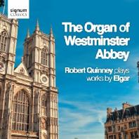 THE ORGAN OF WESTMINSTER ABBEY/ ROBERT QUINNEY
