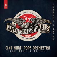 AMERICAN ORIGINALS 1918/ JOHN MORRIS RUSSELL [신시내티 팝스 오케스트라: 미국의 음악]
