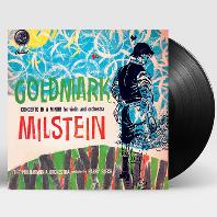 CONCERTO FOR VIOLIN AND ORCHESTRA/ NATHAN MILSTEIN, HARRY BLECH [골드마르크: 바이올린 협주곡 - 나탄 밀스타인] [LP]