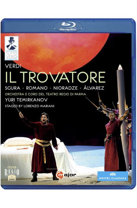 IL TROVATORE/ YURI TEMIRKANOV [TUTTO VERDI 17] [베르디: 일 트로바토레]