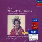 MADAMA BUTTERFLY/ TEBALDI/ BERGONZI/ COSSOTTO/ SERAFIN