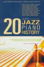 JAZZ PIANO HISTORY [INCLUDING BOOKLET]