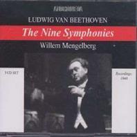 THE NINE SYMPHONIES/ WILLEM MENGELBERG
