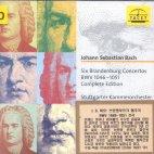COMPLETE BRANDENBURG CONCERTOS BWV1046-1051/ STUTTGARTER KAMMERORCHESTER