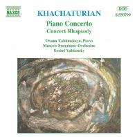 PIANO CONCERTO/ CONCERT RHAPSODY