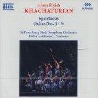 SPARTACUS SUITES NO.1-3/ ANDRE ANICHANOV