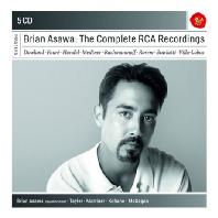 THE COMPLETE RCA RECORDINGS [SONY MASTERS] [브라이언 아사와: RCA 레코딩 전집]