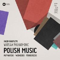 POLISH MUSIC/ JACEK KASPSZYK [펜데레츠키: 폴로네이즈, 바인베르크: 폴란드 멜로디, 뮈나르스키: 폴로니아 심포니 - 야체크 카스프치크]