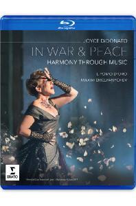 IN WAR & PEACE-HARMONY THROUGH MUSIC: HANDEL & PURCELL/ MAXIM EMELYANYCHEV [조이스 디도나토: 헨델 & 퍼셀 - 전쟁과 평화]