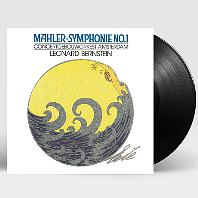 SYMPHONY NO.1/ LEONARD BERNSTEIN [말러: 교향곡 1번 - 번스타인] [180G LP]
