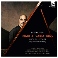 DIABELLI VARIATIONS/ ANDREAS STAIER