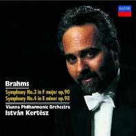 SYMPHONIES NOS.3 & 4/ ISTVAN KERTESZ [SHM-CD] [브람스: 교향곡 3, 4번 - 케르테스]