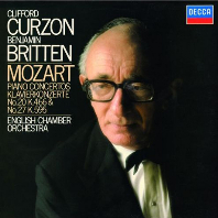 PIANO CONCERTOS NOS.20 & 27/ CLIFFORD CURZON, BENJAMIN BRITTEN [SHM-CD] [모차르트: 피아노 협주곡 20, 27번 - 커즌, 브리튼]