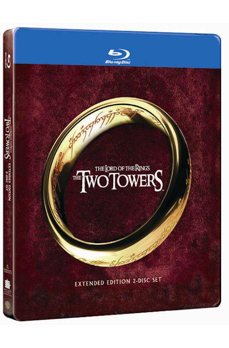 반지의 제왕: 두 개의 탑 [확장판 스틸북] [THE LORD OF THE RINGS: TWO TOWERS]