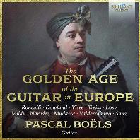 GOLDEN AGE OF THE GUITAR IN EUROPE/ PASCAL BOELS [유럽 기타의 황금시대 - 파스칼 보엘스]