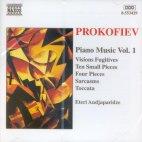 PIANO MUSIC VOL.1 ETC/ ETERI ANDJAPARIDZE