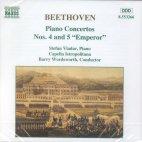 PIANO CONCERTOS NO.4,5 `EMPEROR`/ BARRY WORDWORTH
