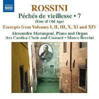 COMPLETE PIANO MUSIC 7/ ALESSANDRO MARANGONI, MARCO BERRINI [로시니: 노년의 잘못들 1, 2, 3, 10, 11, 14권 발췌]