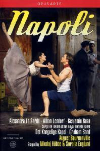 NAPOLI/ ROYAL DANISH BALLET, GRAHAM BOND [발레: 나폴리]