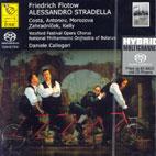 ALESSANDRO STRADELLA/ DANIELE CALLEGARI (SACD HYBRID)