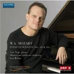 PIANO CONCERTOS NOS.20 & 23/ LARS VOGT, IVOR BOLTON