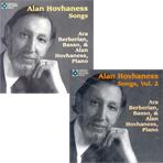ALAN HOVHANESS SONGS VOL.1.2 [수입음반 1+1 특별가 한정 행사]