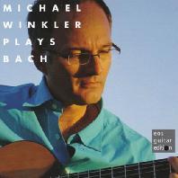PLAYS BACH/ MICHAEL WINKLER [바흐: 모음곡, 전주곡과 푸가, 알레그로, 모음곡 - 미하엘 빈클러]