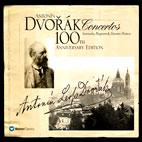 CONCERTOS SLAVONIC DANCES REQUIEM ETC [100TH ANNIVERSARY EDITION]
