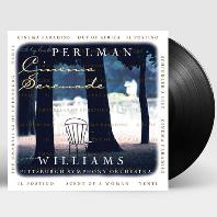 CINEMA SERENADE/ JOHN WILLIAMS [이차크 펄만: 시네마 세레나데 - 존 윌리엄스] [180G LP]