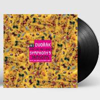 SYMPHONY NO.9 FROM THE NEW WORLD/ MARISS JANSONS [드보르작: 교향곡 9번<신세계로부터>   얀손스] [180G LP]