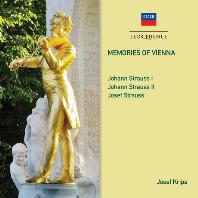 MEMORIES OF VIENNA/ JOSEF KRIPS [빈의 추억: 슈트라우스 일가의 왈츠와 폴카 - 요제프 크립스]