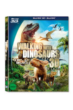 ���̳�Ҿ� ��庥ó: 3d & 2d ��� [�������̽� ������] [Walking With Dinosaurs: The Movie]