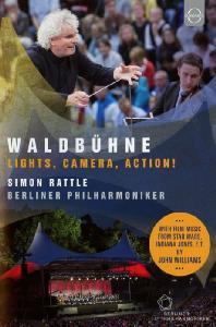 WALDBUHNE 2015/ BERLINER PHILHARMONIKER, SIMON RATTLE [2015년 발트뷔네 콘서트: 베를린 필]