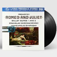 ROMEO AND JULIET/ STANISLAW SKROWACZEWSKI [LP]