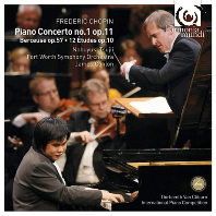 PIANO CONCERTO NO.1/ NOBUYUKI TSUJII, JAMES CONLON