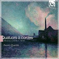 QUATUORS A CORDES: STRING QUARTETS/ ARCANTO QUARTETT