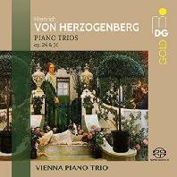 PIANO TRIOS OP.24 & 36/ VIENNA PIANO TRIO [SACD HYBRID] [헤어초겐베르크: 피아노 트리오 - 비엔나 피아노 트리오]