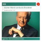 SYMPHONIES NOS.1-9/ GUNTER WAND [SONY MASTERS]