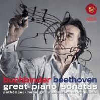GREAT PIANO SONATAS/ RUDOLF BUCHBINDER [베토벤: 피아노 소나타 - 루돌프 부흐빈더]
